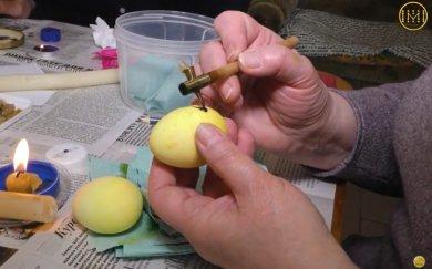 Майстерка з розпису яєць відбулася у Краматорську