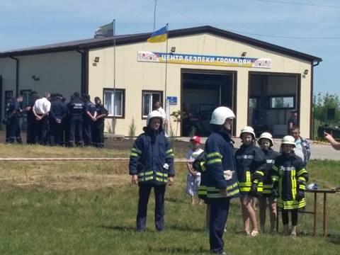 Нове спорядження для Центрів безпеки об'єднаних громад Донецької області - Фото №6