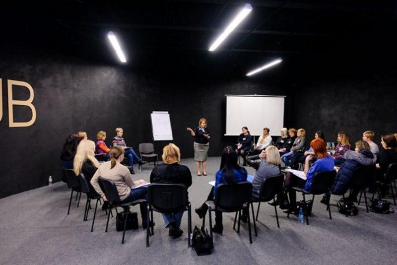 Безкоштовний тренінг для психологів, волонтерів etc.