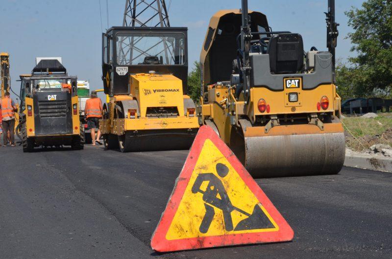 Якість ремонту доріг перевірив міністр