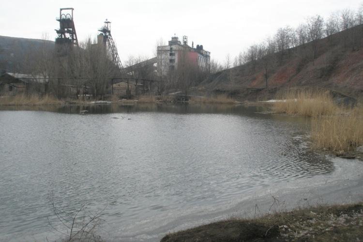 Проблеми шахтних вод Кривбасу