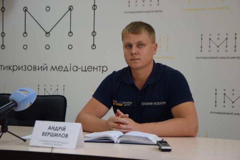 На Донеччині пожежами знищено 200 гектарів урожаю