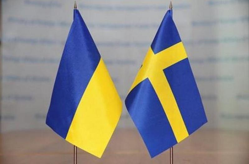 Розширяємо співпрацю зі Швецією. Далі буде.