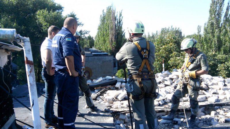 Краматорські рятувальники відряджені на відновлення Авдіївки