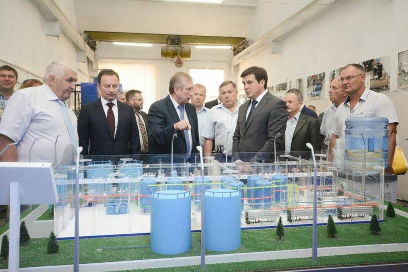 Мінрегіон пропонує проект очищення шахтних вод на Донеччині
