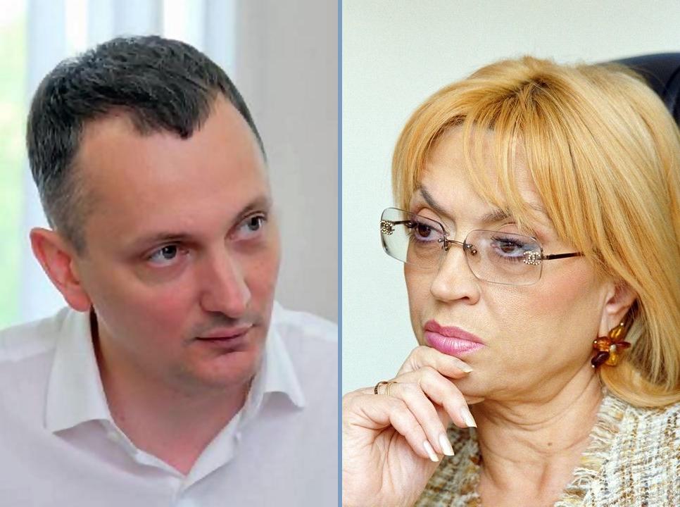 Радник голови ОДА дискутує з депутаткою