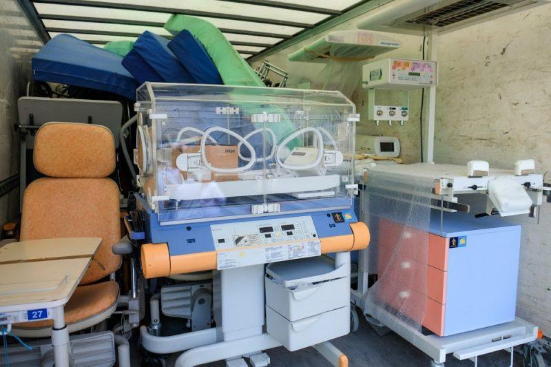 Сучасне обладнання для новонароджених