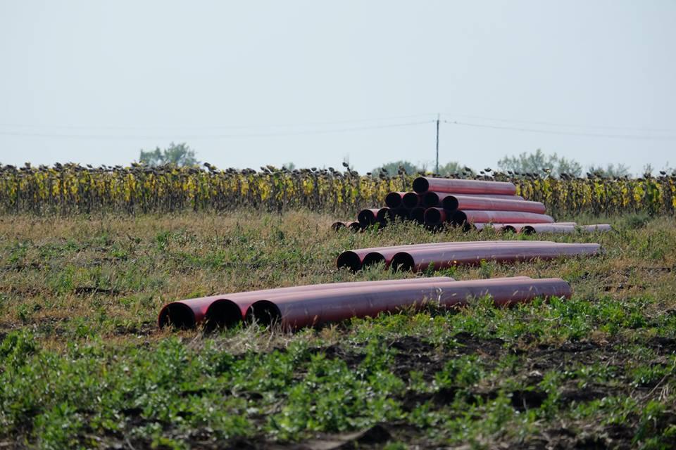 Почалося будівництво газогону Очеретине-Авдіївка - Фото №1