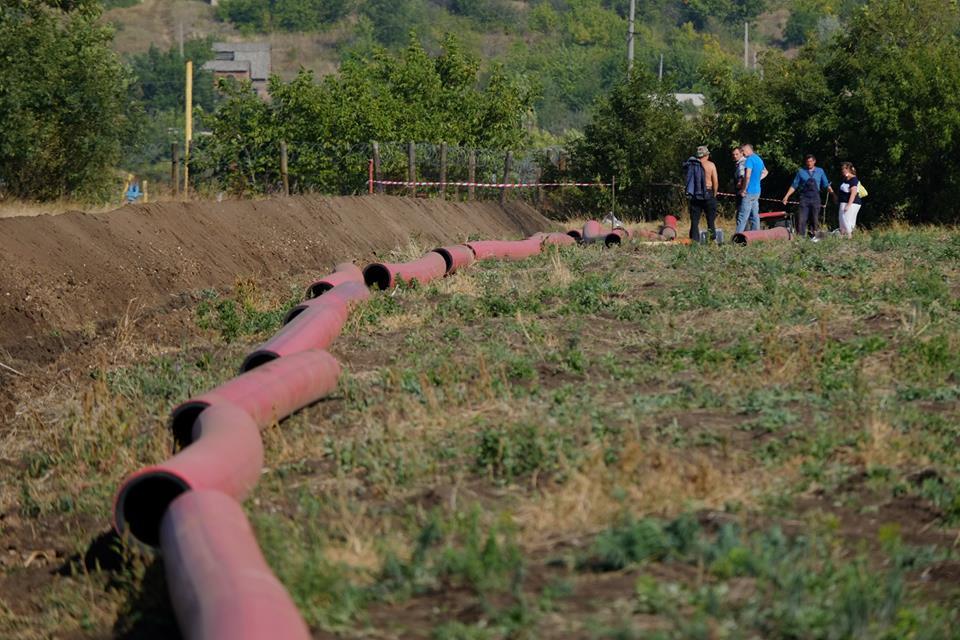 Почалося будівництво газогону Очеретине-Авдіївка - Фото №2