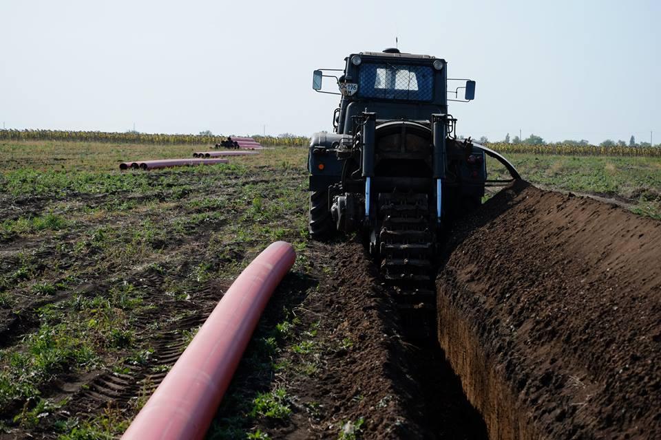 Почалося будівництво газогону Очеретине-Авдіївка - Фото №3