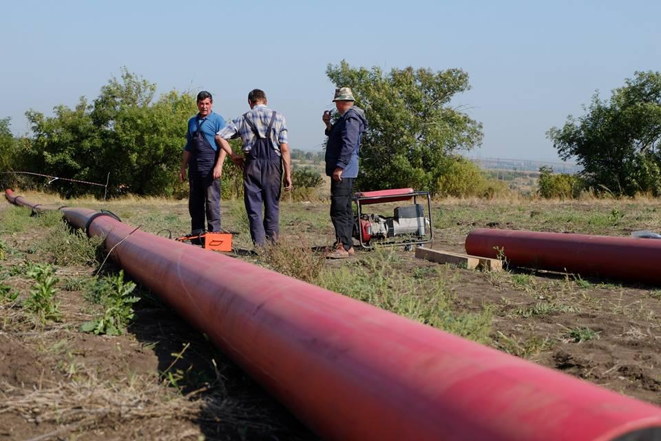 Почалося будівництво газогону Очеретине-Авдіївка - Фото №4