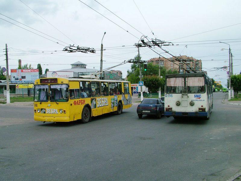 У Краматорську розвивається тролейбусна мережа