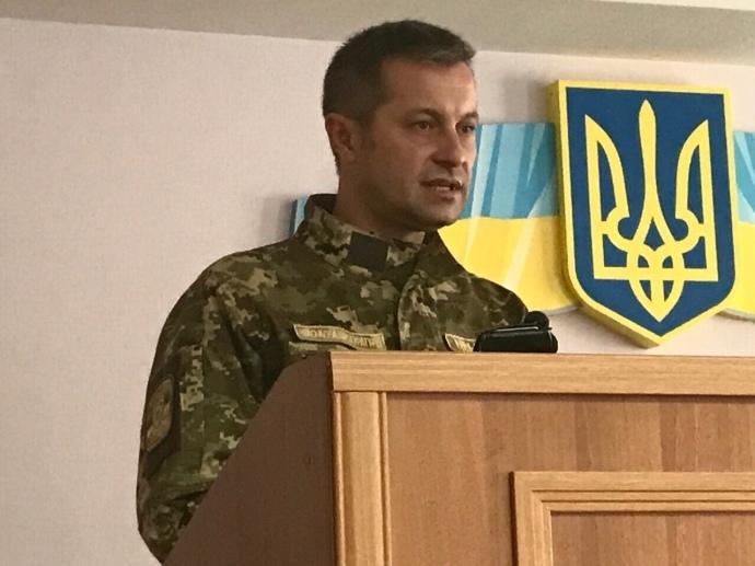 Нові завдання для нового керівника Військової прокуратури сил АТО