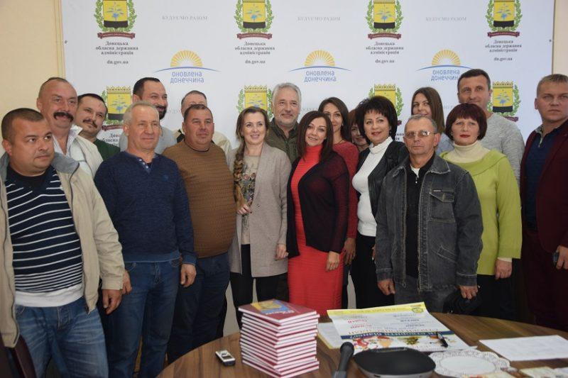 Українські Донецькі куркулі міцнішають, незважаючи на перешкоди