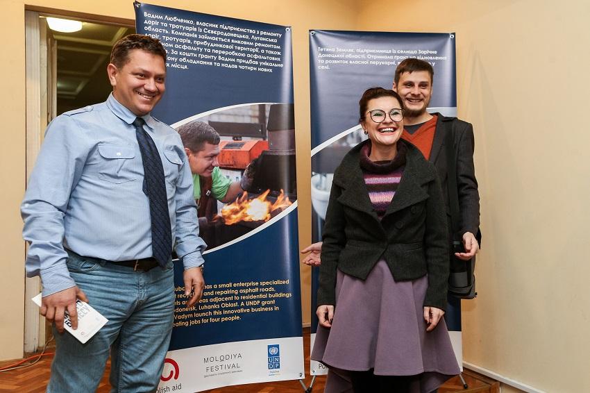 Успішні підприємці Сходу України стали героями мотивуючого відео на конкурсі ПРООН - Фото №4
