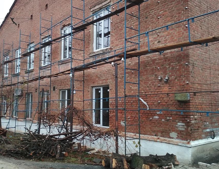 На Донеччині будується п'ять нових Центрів безпеки громадян - Фото №1
