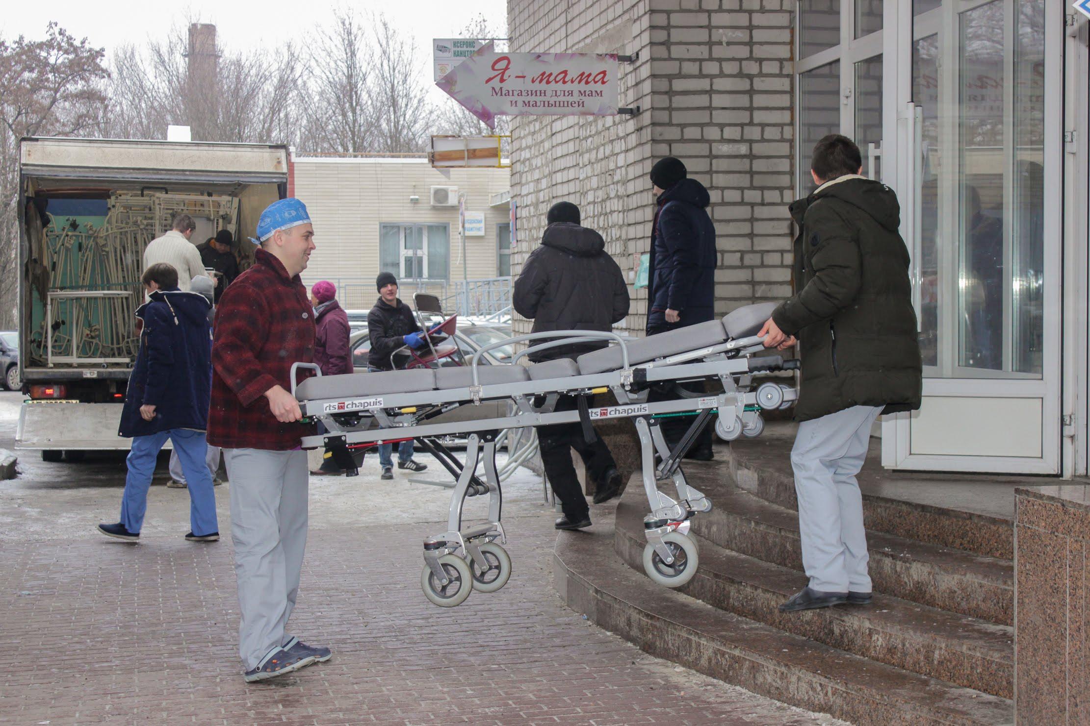 Гуманітарна допомога дитячій лікарні - Фото №2