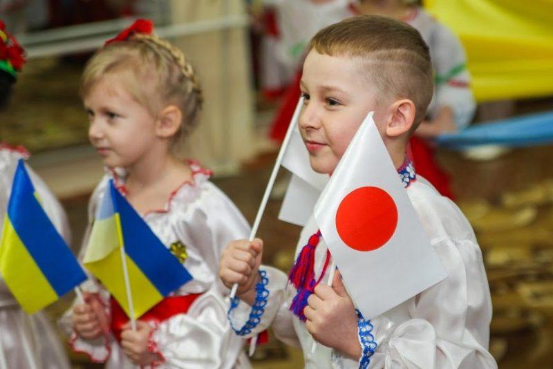 Разом із Японією оновили 6 дитсадків та шкіл