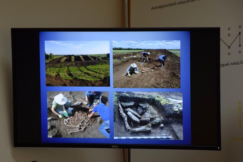 Під Краматорськом археологи знайшли залишки зрубної культури - Фото №3