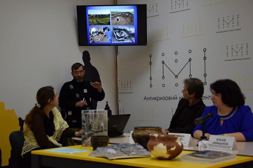 Під Краматорськом археологи знайшли залишки зрубної культури - Фото №2