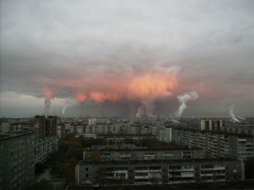 Перевірити стан атмосферного повітря Донецької області можна онлайн