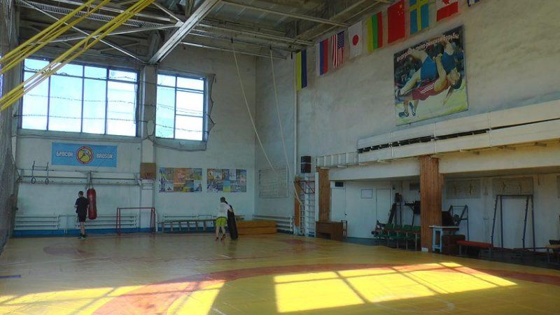 Чи будуть ремонтувати спортивну школу у Костянтинівці