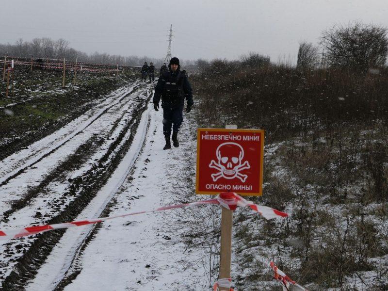 Україна – серед лідерів у світі за кількістю жертв від вибухонебезпечних залишків війни