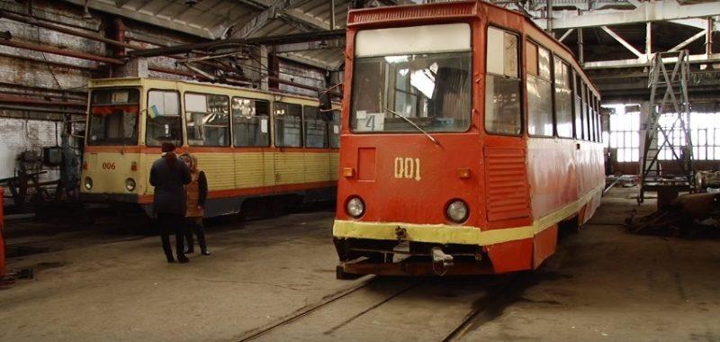 Депутати не закривають трамвайне ДЕПО у Костянтинівці