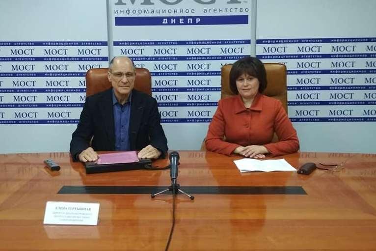 У ДніпроОДА стартував цикл тренінгів для волонтерів