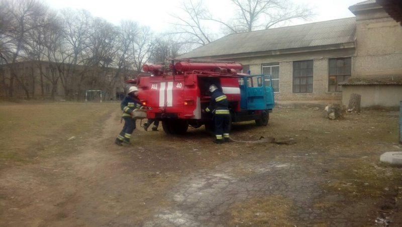 У Костянтинівці почнуться перевірки підприємств стосовно пожежної безпеки