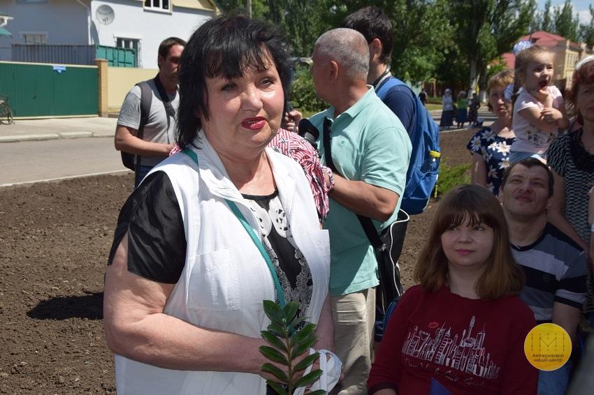 Президент Естонії відвідала гуртожиток для переселенців у Краматорську - Фото №8