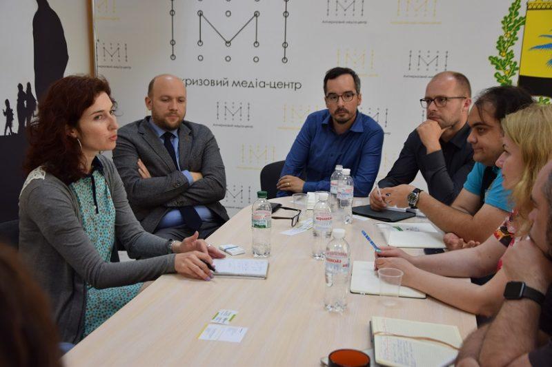 Депутати Бундестагу в Краматорську висловили підтримку Україні