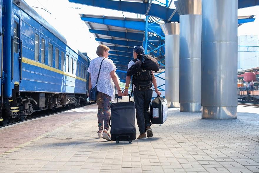 Діти учасників АТО повернулися з закордонної мандрівки - Фото №1