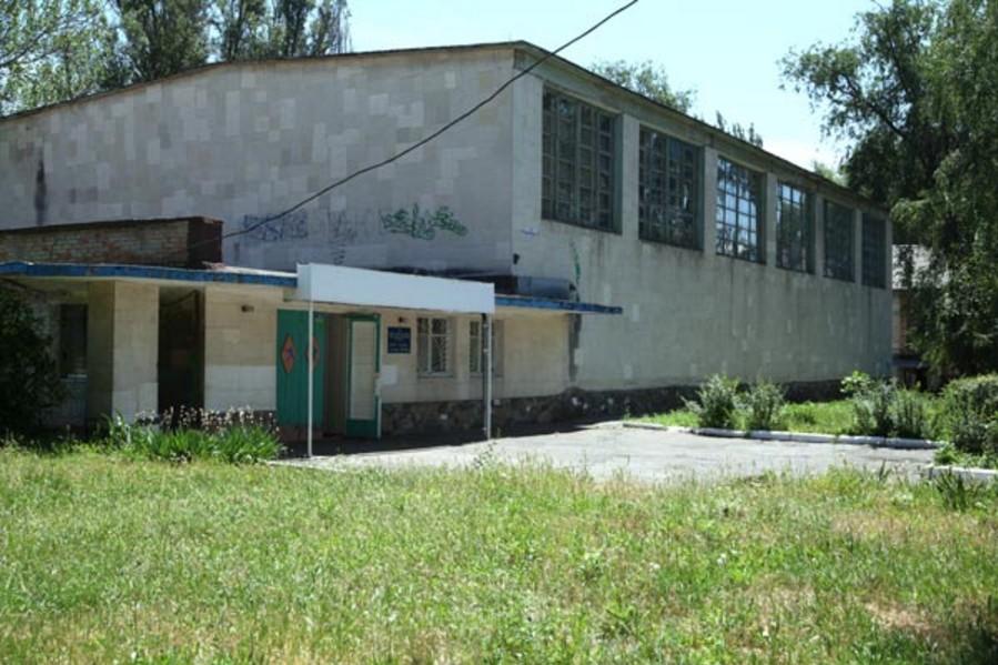 В Марганці ремонтують спортивну школу - Фото №1