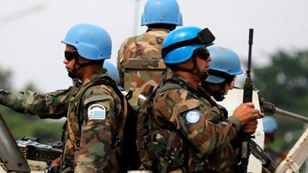 Україна чекає миротворців на Донбасі, ОБСЄ чекає захисту від сторін конфлікту