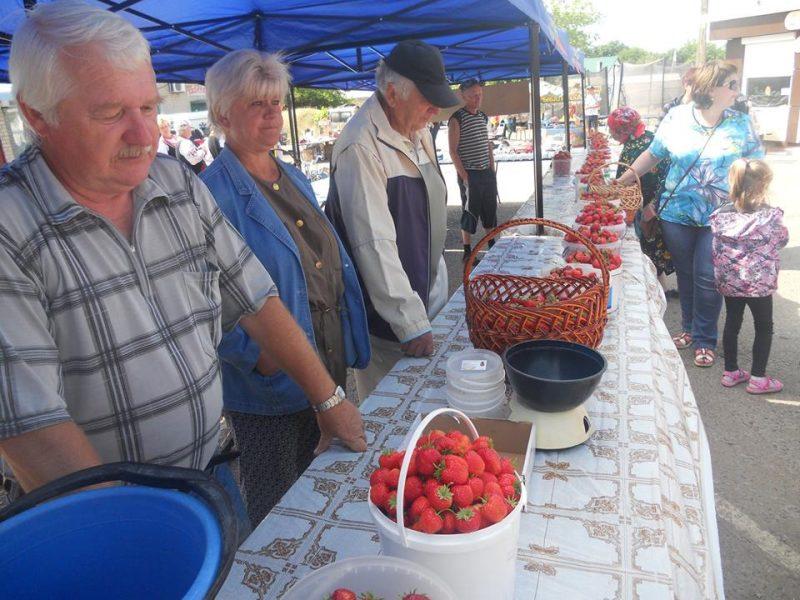 Свято полуниці в Лиманській громаді відбулося по-новому