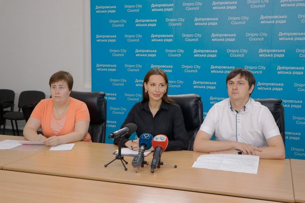 Новий етап «Бюджету участі» в Дніпрі - Фото №1