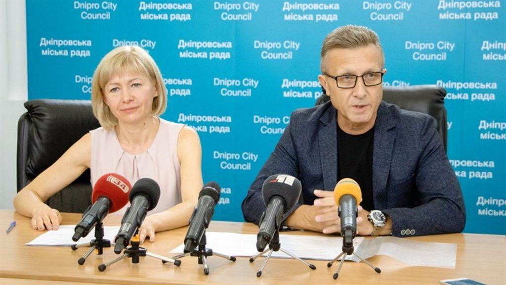 Перший етап конкурсу на посади директорів шкіл Дніпра