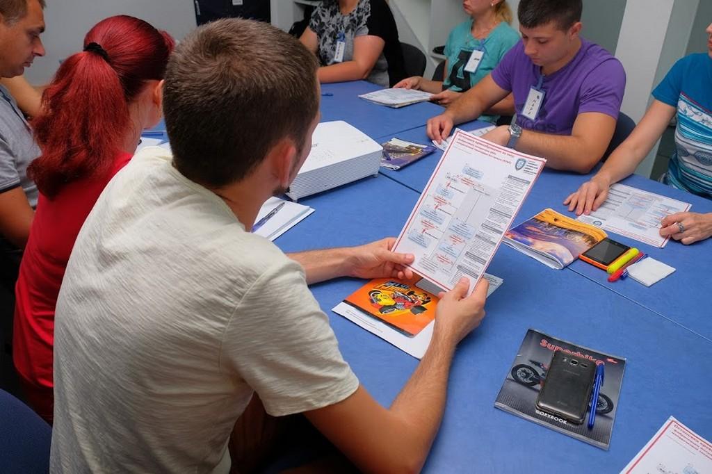 Тренінг з надсучасної реанімації для медиків Дніпропетровщини - Фото №2
