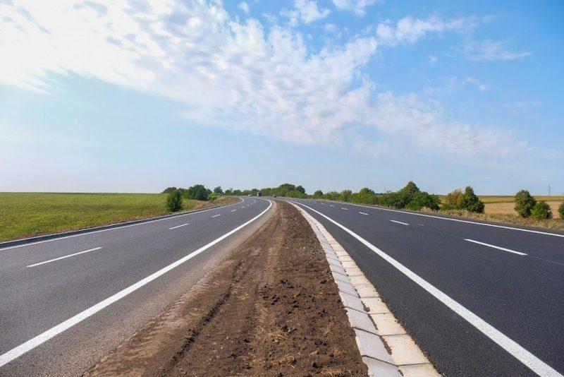 Капремонт траси Дніпро-Запоріжжя завершується