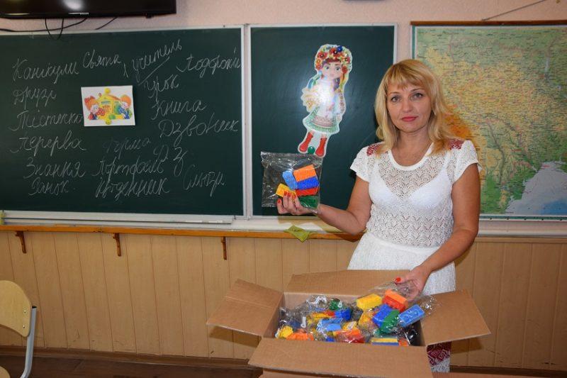 Краматорська вчителька готується зустріти першокласників у Новій українській школі
