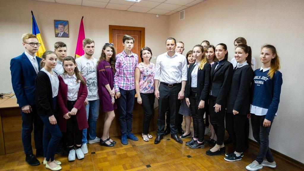 У Кам'янському з'явився Центр молодіжних ініціатив
