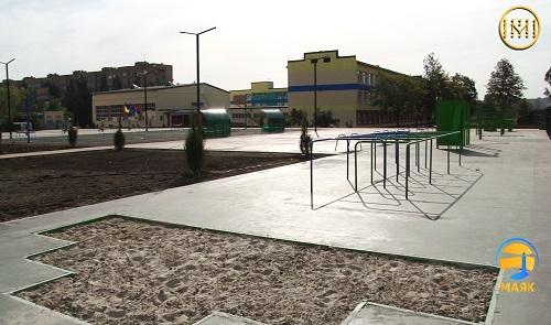 Тепер ця школа дійсно №1 в Костянтинівці