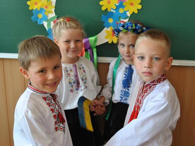 У Краматорську зросла кількість класів з державною мовою навчання