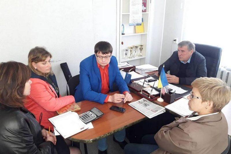Експерти ЦРМС провели консультацію новоутвореній Перещепинській громаді