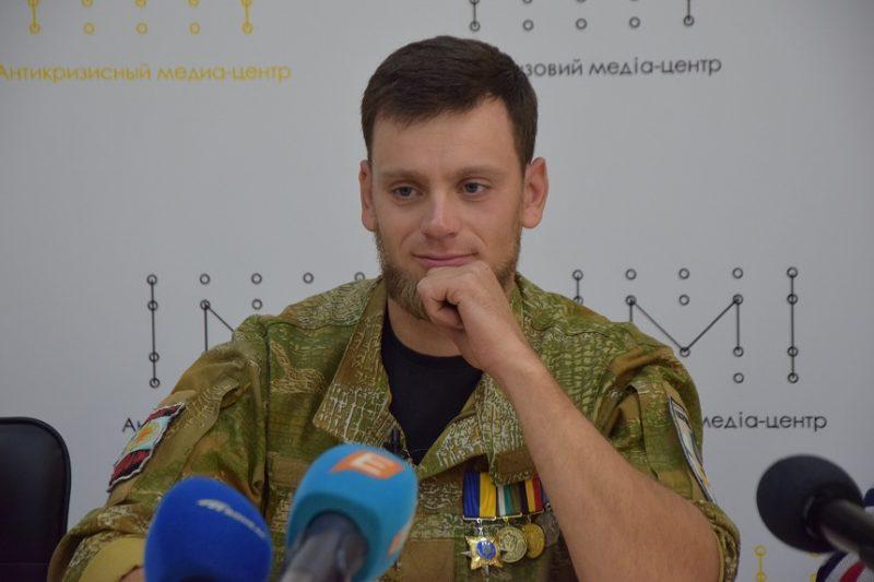 У Слов'янську стався конфлікт між волонтером і поліцією