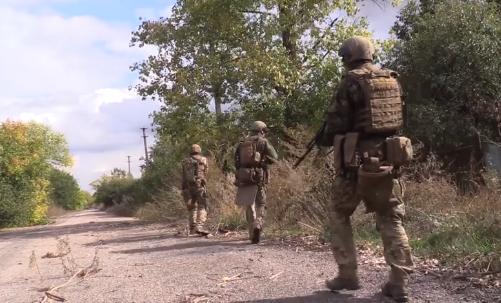 Українські військові просунулися вперед, не порушуючи Мінських угод