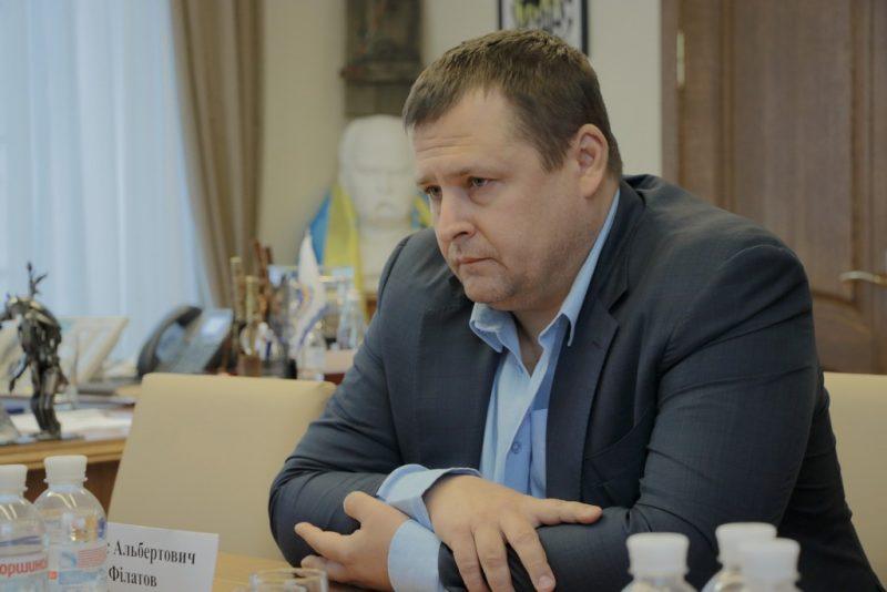 Борис Філатов підписав розпорядження у зв'язку з запровадженням ВС на окремих територіях України