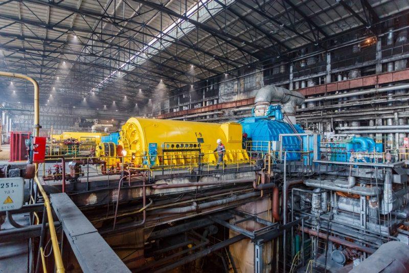 Ще один енергоблок Придніпровської ТЕС переобладнано на газове вугілля