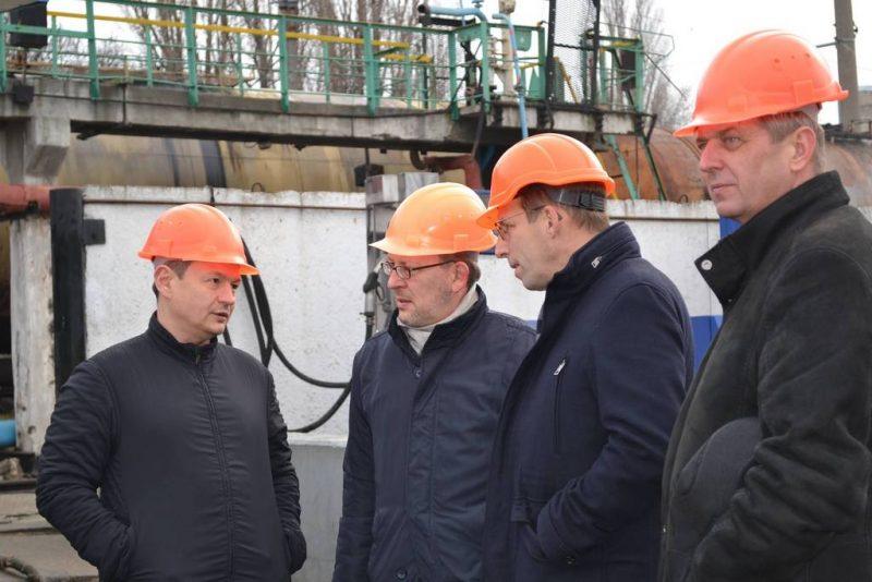 Міжнародні експерти проінспектували Мелітопольське локомотивне депо